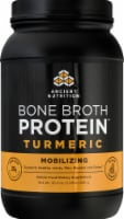 Ancient Nutrition Bone Broth Protein Turmeric Protein Powder