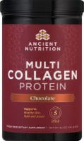 Ancient Nutrition Chocolate Multi Collagen Protein Powder