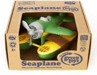 Green Toys Seaplane - Green/Yellow - 1 ct