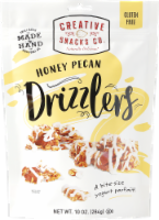 Creative Snacks Honey Pecan Drizzlers