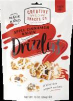 Creative Snacks Apple Cinnamon Raisin Drizzlers