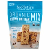 Foodstirs Chocolate Coconut Organic Chewy Oat Bar Mix