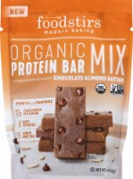 Foodstirs Chocolate Almond Butter Organic Protein Bar Mix