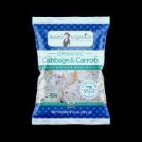 Josie's Organics Cabbage & Carrots Mix - 9 oz