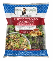 Josie's Organics Rustic Tomato Parmesan Premium Salad Kit - 8.75 oz