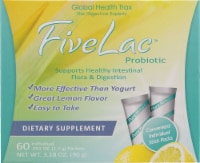 Global Health Trax  FiveLac™ Probiotic   Lemon