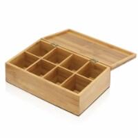 Furinno DaPur Bamboo Tea Box