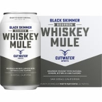 Cutwater Spirits Black Simmer Bourbon Whiskey Mule