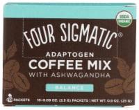 Four Sigmatic Adaptogen Balance Coffee Mix with Ashwagandha