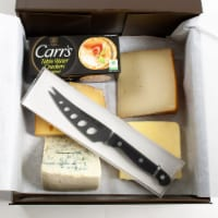 Cheeses for the Steak and Wine Lover Gift Box - 1