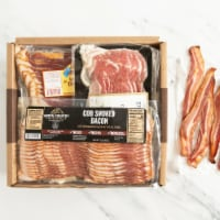 Bacon Lover's Feast in Gift Box  (2.6 pound) - 1