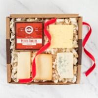 igourmet's Favorite 4 Gourmet Cheese Sampler in Gift Box - 1
