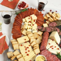 igourmet assortment of Gourmet Meat and Cheese Favorites - 1