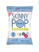 SkinnyPop Real Butter Popcorn