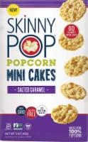 SkinnyPop Salted Caramel Popcorn Mini Cakes