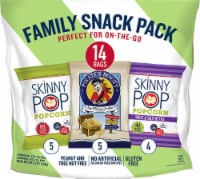 SkinnyPop Family Snack Pack 14 Count