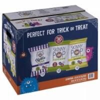 SkinnyPop Popcorn Halloween Variety Snack Pack (36 Count) - 1 unit