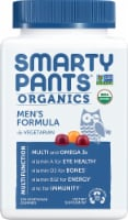 SmartyPants Organics Men's Complete Multivitamin Gummies