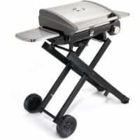 Cuisinart All Foods Roll-Away Portable Outdoor Gas Grill