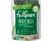 Full Green Broccoli & Cauliflower Rice
