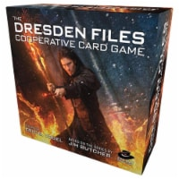 Evil Hat Productions EHP0022 Dresden Files Cooperative Card Game - 1