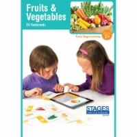 Link4Fun® Cards, Fruits & Vegetables