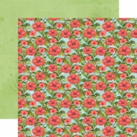 Simple Vintage Coastal Double-Sided Cardstock 12 X12 -Rest & Relax - 1