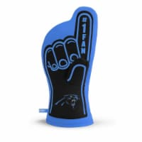 YouTheFan 5024887 Carolina Panthers No. 1 Oven Mitt