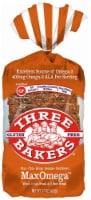 Three Bakers Max Omega Whole Grain Bread