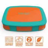 Bentgo Kids Durable & Leak Proof Children's Lunch Box - Orange