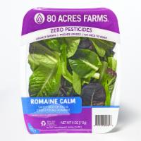 80 Acres Farms ROMAINE Calm Lettuce Salad Blend Mix