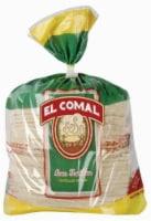 El Comal White Corn Tortillas