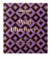 Goodio Chocolate Wild Blueberry 61%
