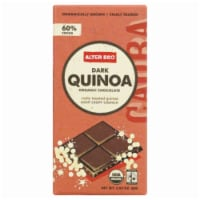 Alter Eco Dark Quinoa Chocolate Bar