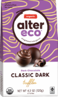 Alter Eco Organic Classic Dark Chocolate Truffles