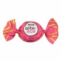 Alter Eco Americas Organic Truffles - Sea Salt - .42 oz - Case of 60 - Case of 60 - .42 OZ each