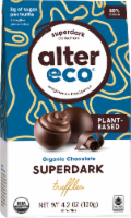 Alter Eco Plant-Based Superdark Organic Chocolate Truffles