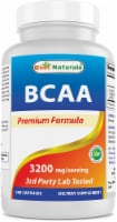 Best Naturals BCAA 3200 mg 200 Capsules - 1 Bottle