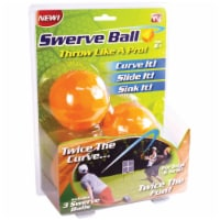 Swerve Ball, Set of 3, Curve Balls - 1