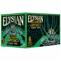 Elysian Brewing Company Altered Contact Tart IPA Beer - 6 cans / 12 fl oz