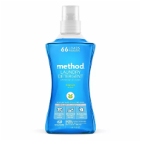 Method 4X Concentrated 66 Loads Fresh Air Laundry Detergent