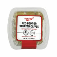 Murray's Red Pepper Stuffed Olives