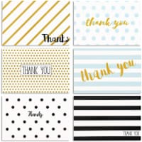 144 Pack Blank Thank You Cards with Envelopes for All Occasion Baby Shower Wedding 4x6 - PACK