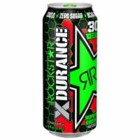 Rockstar XDurance Super Sours Green Apple Energy Drink