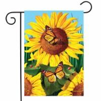 Briarwood Lane BLG00598 Sunflower Field Garden Flag