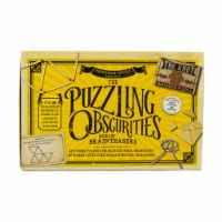 Professor Puzzle The Puzzling Obscurities Box of Brainteasers - 1 ct