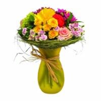 Springtime Delight Vase