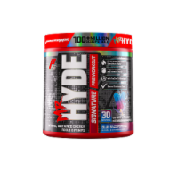 Pro Supps Mr. Hyde Blue Razz Popsicle Signature Pre-Workout Dietary Supplement - 7.6 oz