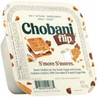 Chobani Flip S'more S'mores Low-Fat Greek Yogurt