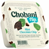 Chobani Flip Mint Chocolate Chip Low-Fat Greek Yogurt